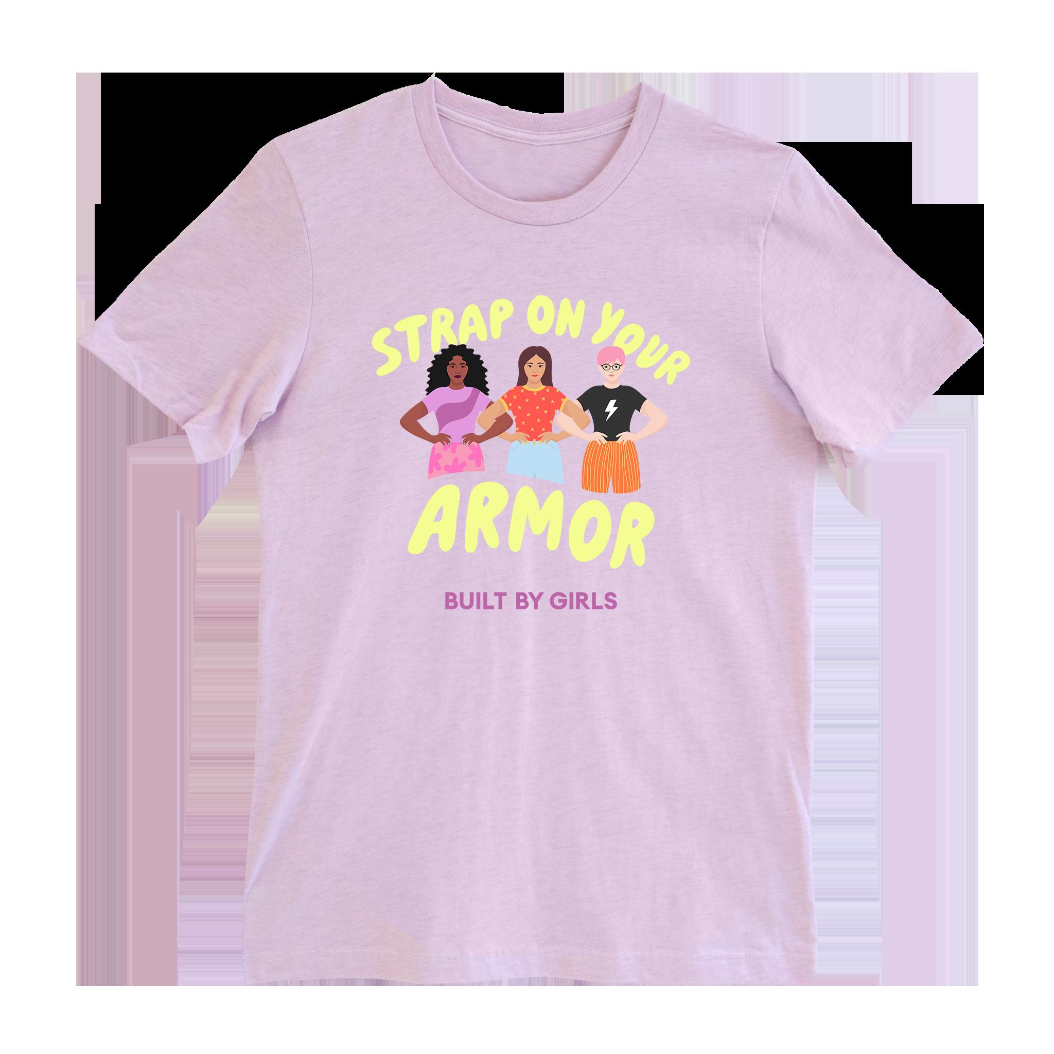 Swag - Lilac Shirt
